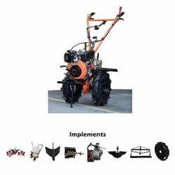 6 hp diesel power weeder
