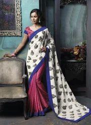 Trendy Model Designer Saree
