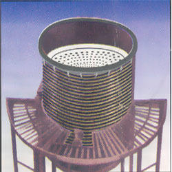 Neutch Filter Spiral Tank with PP Grid Plate