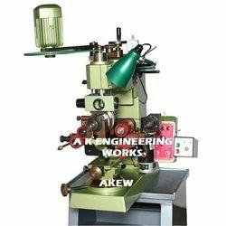Single Head Vertical Chain Diamond Cutting Machine