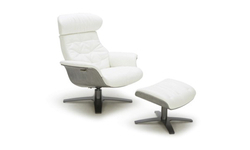 Leather Relax Chair Model R 8