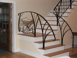 Great Staircase Railing