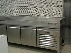 Refrigerator Sink Unit