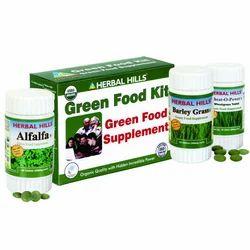 Green Supplements