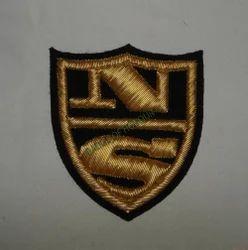NS Hand Embroidered Blazer Badges