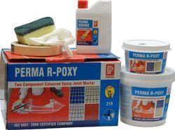 Coloured Epoxy Joint Mortar