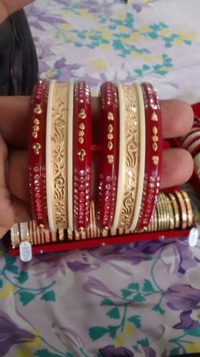 & Gold plated Plastic Jewelry - Gold Bangles Manufacturer from Ahmedabad