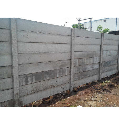 Factory Compound Wall