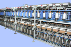 embroidery thread doubler tfo machine