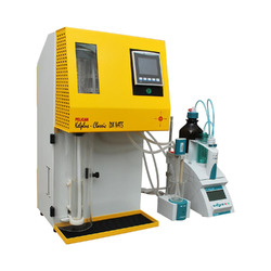 Fully Automatic Touch Screen Distillation System