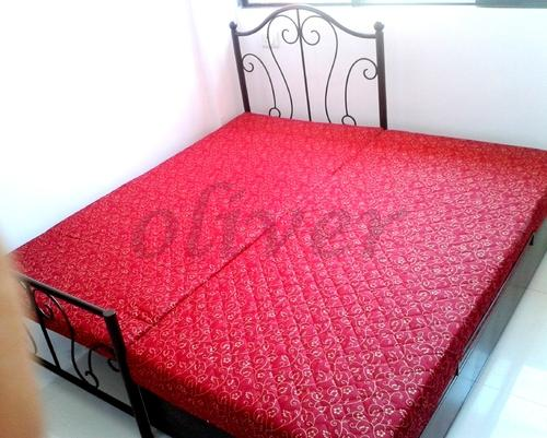 Double Bed With Storage Designs Mumbai Home Design
