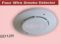 Four Wire Smoke Detector SD-12R