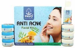 Anti Acne Facial Kit For Remove Acne