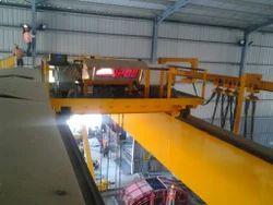 SLI System for Overhead Travelling Crane