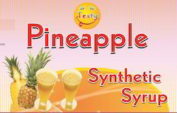 Pineapple Synthetic Syrup