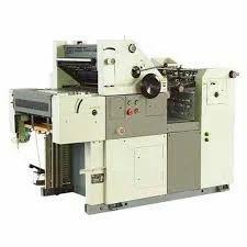 Nonwoven Ready D Cut Bag Offset Printing Machine Manual