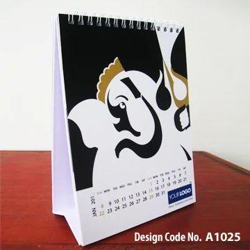 Creative Ganesha Desk Calendars