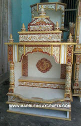 Marble Temple Colorful