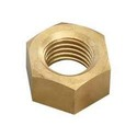 Brass Hex Nuts
