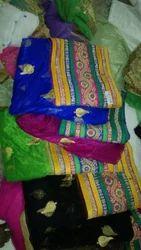 Bright Net Work Fabric