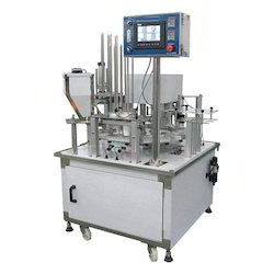 Curd Cup Packing Machines