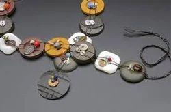 Belt & Buttons