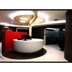 Office Reception Designing Service