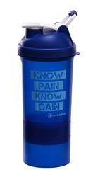Smart Blue Shaker Bottle