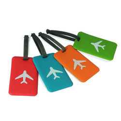 PVC Tags - PVC Luggage Tag Manufacturer from New Delhi