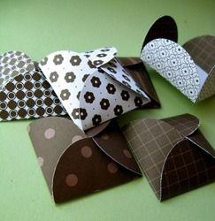 Custom Printed Petal Boxes In Various Sizes
