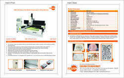 Marble Engraving & Cutting Machine