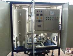Mobile Oil Filtration