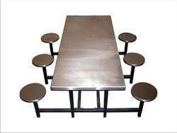 Full Metal Canteen Table