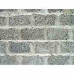 Wall Solid Concrete Blocks