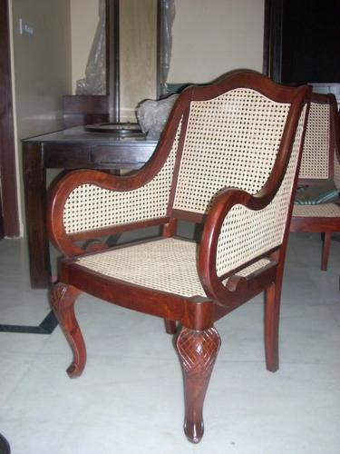 Artistic Cane Chair