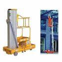 Single Mast Aluminum Work Platforms