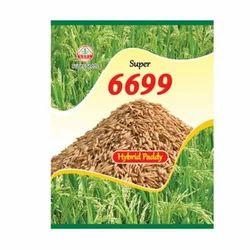 super 6699 hybrid paddy seed