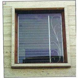 Stainless Steel Window Grills - SS Window Grills Suppliers ...