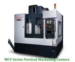 mcv series vertical machining centers