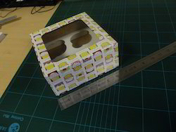 Cake Boxes With Logo Printing For Cakes, Cup Cakes