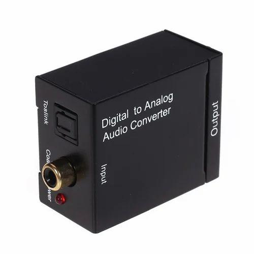 Raymax Digital Audio To Analog Convertor