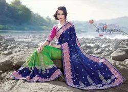 Multi Color Designer Perfection Sarees