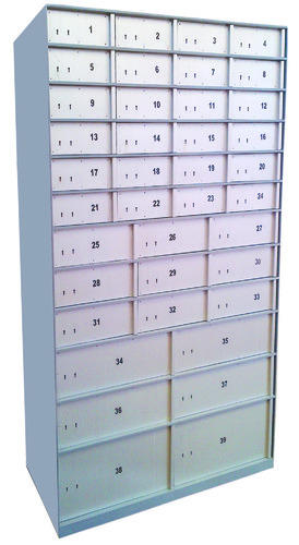 Bank Safe Deposit Locker