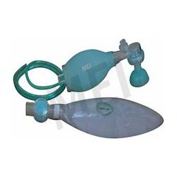 Child Silicone Resuscitators