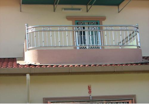 Steel Balcony Stainless Steel Balcony Manufacturer From