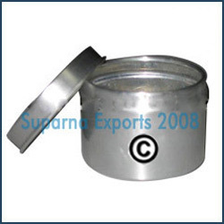 aluminum metal tin cans