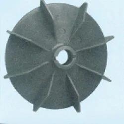 Plastic Fan Suitable For Kirloskar KH-80 Frame Size