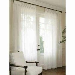 designer sheer curtains