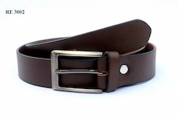 Executive Brown Leather Belts