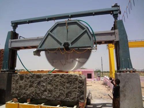 Granite Single Cutter Machine 20 Feet 2 5 M Cutter